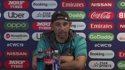 Pakistan coach Azhar Mahmood pre New Zealand