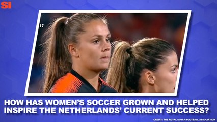 World Cup Daily: The Growth of Soccer in the Netherlands