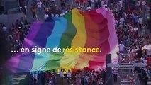 Brésil : à São Paulo, une immense Marche des fiertés pour défier le président Jair Bolsonaro