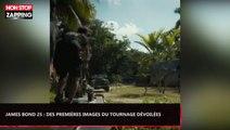 James Bond 25 : Des premières images du film dévoilées (Vidéo)