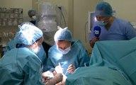 Cirugía de codo: prótesis en la cabeza del radio tras un accidente de moto