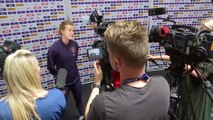 England Women full-back Stokes proud of team's response against Cameroon