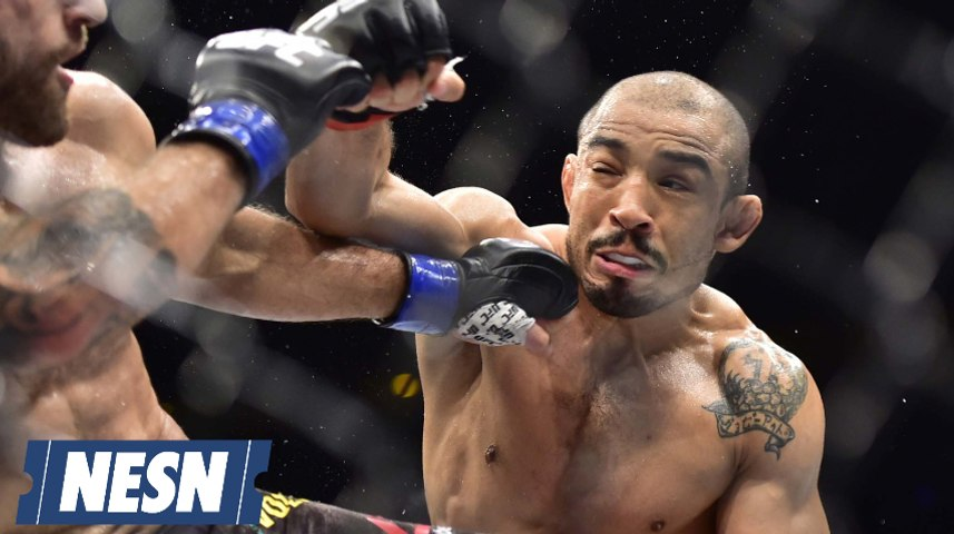 Jose Aldo Re-Signs With UFC, According To Dana White
