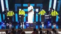 Shaquille O'Neal danse et chante à la cérémonie de remise des trophées NBA