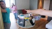 SAKLAMBAÇ OYNADIK! Otel Odasında Saklambaç ve Otel Odası Turu Çok Eğlendik Bidünya Oyuncak