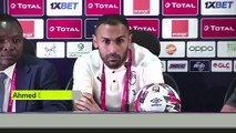 (Subtitled) Egypt and DR Congo speak ahead of AFCON Group A encounter