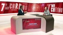 Philippe Baury, directeur d'antenne de Loire FM / RLF