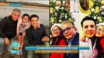 Felipe Nájera y Jaime Morales, la primera pareja gay que logró adoptar una niña.   Venga La Alegría