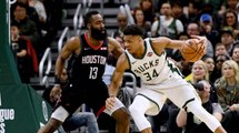 Rockets 'Disagree' With Giannis Antetokounmpo Winning MVP