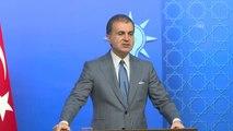 """AK Parti Sözcüsü Çelik: """"AK Parti olarak bundan sonra yol haritamız bellidir"""""""