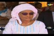 ORTM/Pose de la première pierre de l'école africaine des mines par lePremier ministre, BoubouCISSÉ