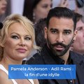 Pamela Anderson - Adil Rami : la rupture