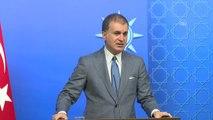 """AK Parti Sözcüsü Çelik: """"(Yeni askerlik sistemi) Büyük bir reform gerçekleşti"""""""