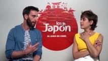 Dani Rovira y María León, un matrimonio con arte en 'Los Japón'