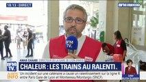 Ligne R: la SNCF annonce que l'incident sur un caténaire entre Montereau/Montargis et Gare de Ltyon a été résolu