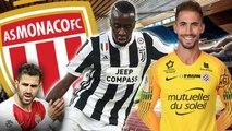 Journal du Mercato : ça bouge enfin à Monaco, l'Inter veut redevenir un grand d'Europe
