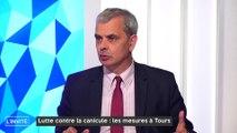 L'invité de la rédaction  - 25/06/2019 - Christophe Bouchet, Maire de Tours