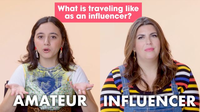 Amateur Guesses What It Takes to Be A Fashion Influencer   Dream Job vs Real Job