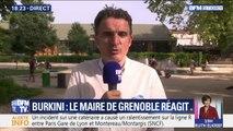 """Burkini: le maire de Grenoble veut """"poser les termes d'un dialogue serein"""""""