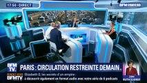 Paris: Circulation restreinte demain (2/2)