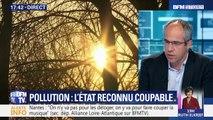 """Pollution de l'air en région parisienne: la justice reconnaît une """"faute"""" de l'État"""
