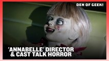 Annabelle Comes Home: Director and Cast Interview