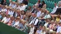 """Djokovic """"surprised"""" Federer number two seed at Wimbledon ahead of Nadal"""