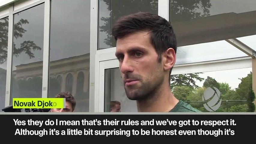 (Subtitled) Djokovic