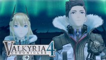 Valkyria Chronicles 4 - Trailer de lancement