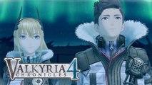 Valkyria Chronicles 4 - Trailer de lancement