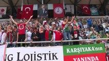 Pınar Karşıyaka'da Ufuk Sarıca dönemi başladı - İZMİR