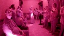 Swannanoa 2nd Floor Hallway Crazy Activity and EVP! Swannanoa Palace Ghost Hunt/Fundraiser Lunar Paranormal Virginia