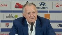 """CdM (F) - Aulas : """"J'ai une confiance absolue envers l'équipe de France"""""""