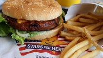 Meatless Burger Craze Shows No Signs of Slowing Down