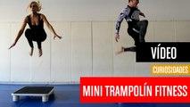 [CH] La última locura fitness: el minitrampolín de entrenamiento