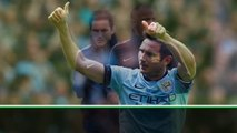 Frank, sign him up! - Kompany backs Lampard for Chelsea job