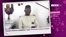 MODE 24 - Tchad : H. Adamou Camara, Promoteur de Camara Création