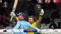 Finch leads Australia to semi-finals