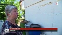 Meuse : les dégâts de la chaleur sur les maisons