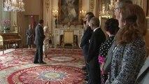 Queen celebrates work of multi-faith groups