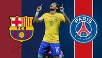 يورو بيبرز: دوامة جديدة بطلها نيمار وضحيتها برشلونة او باريس