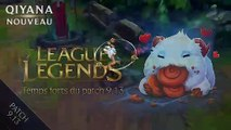LoL - Temps forts du patch 9.13