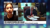 US to Blacklist Iran's Foreign Minister Javad Zarif