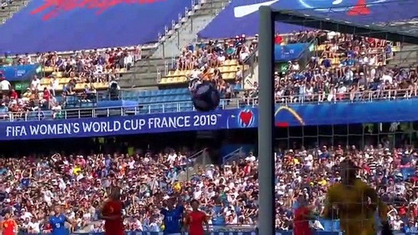 FIFA Women's World Cup _ Italy vs China _ Highlights