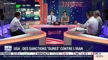 """Les insiders (2/2): USA, des sanctions """"dures"""" contre l'Iran - 25/06"""