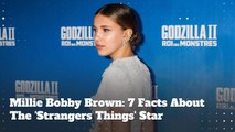Millie Bobby Brown: 7 Facts About The 'Strangers Things' Star
