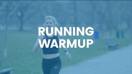 Kristine Theodore - Running Warm Up