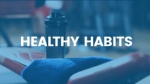 DeAndre Upshaw - Healthy Habits