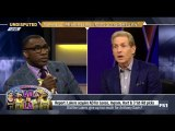 Skip Bayless STRONG react to the Nets the best fir for Kevin Durant