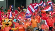 Netherlands fans march en masse to round of 16 tie with Japan